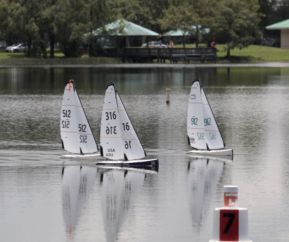 2016 CR 914 Midwinter Regatta results and pictures - South